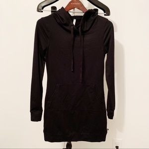 Fabletics • Hooded workout dress with pocket • XXS